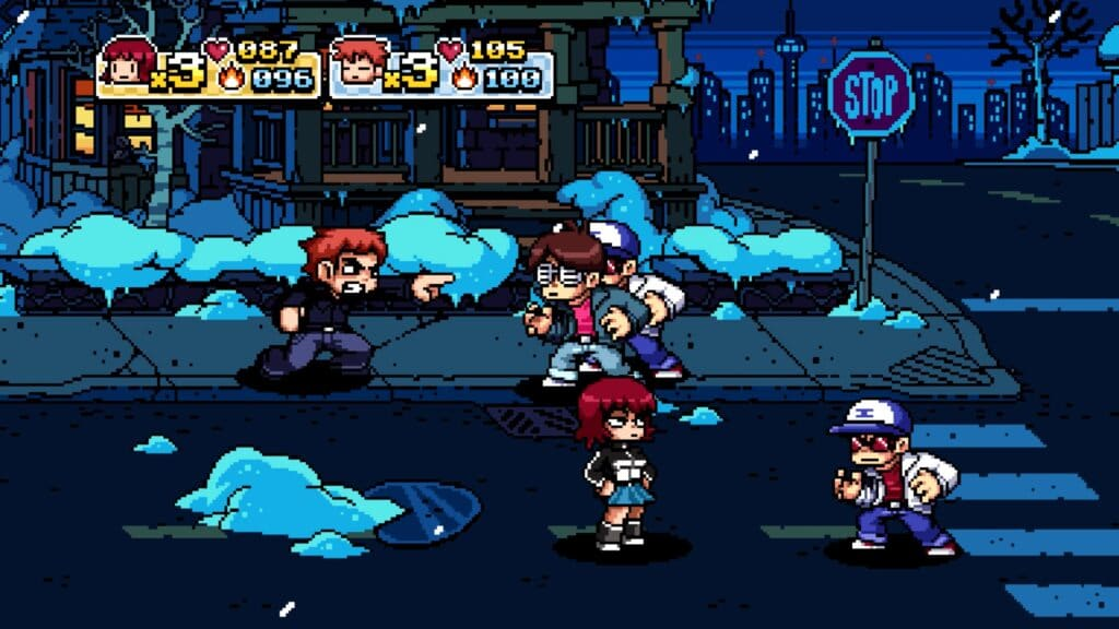 Scott Pilgrim vs the World screenshot 2