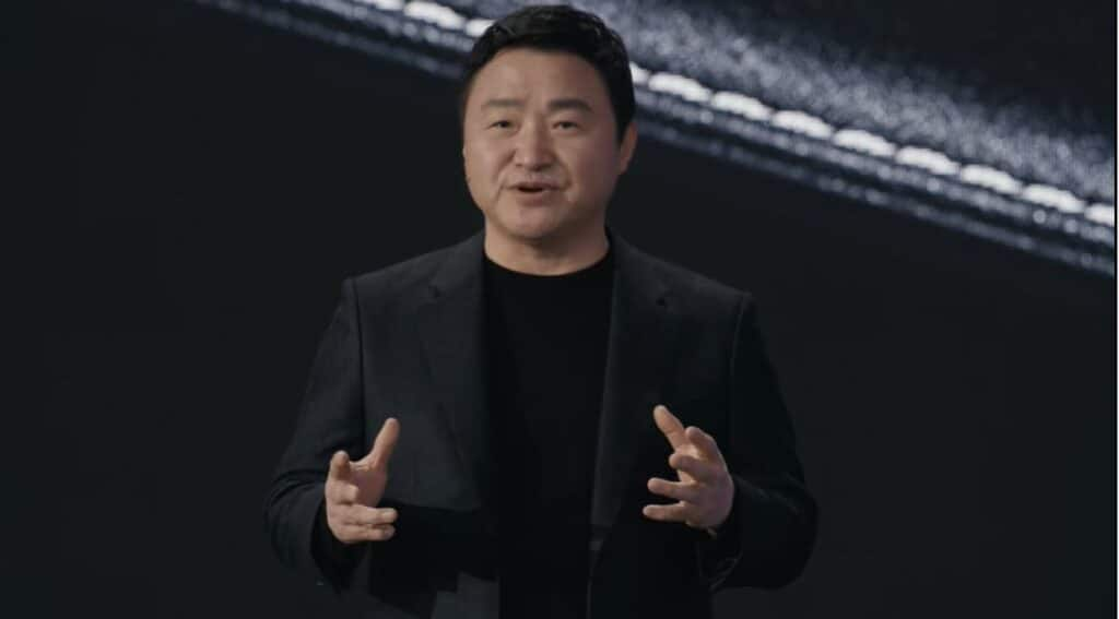 TM Roh, President and Head of Mobile Communications Business, Samsung Electronics