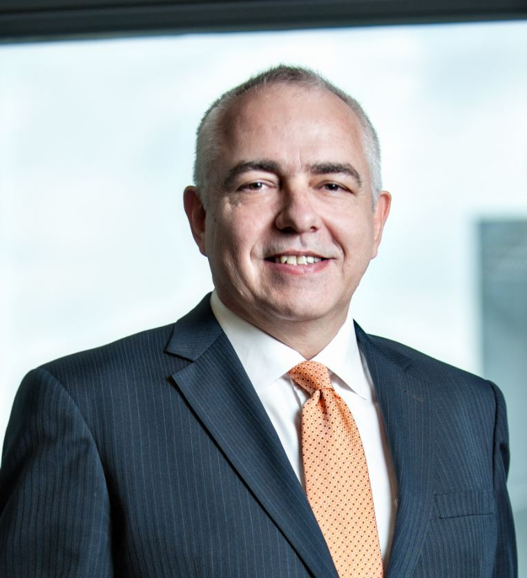 Mr Peter Schiesser, Group Chief Executive Officer of PayNet. duitnow QR