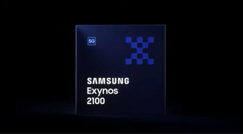 Samsung Exynos 2100 chip design