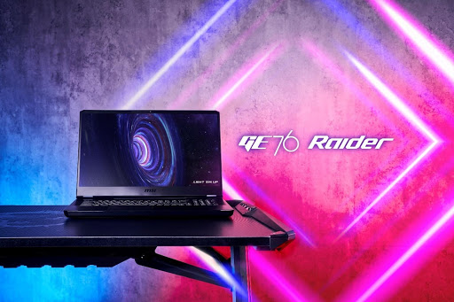 MSI Gaming Laptops msi ge 76 raider