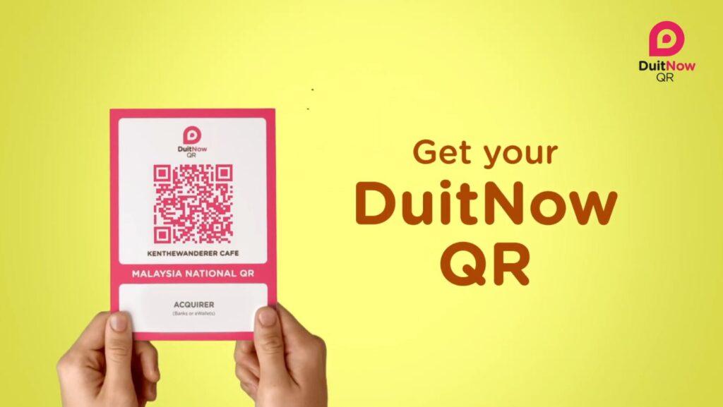 Duitnow QR