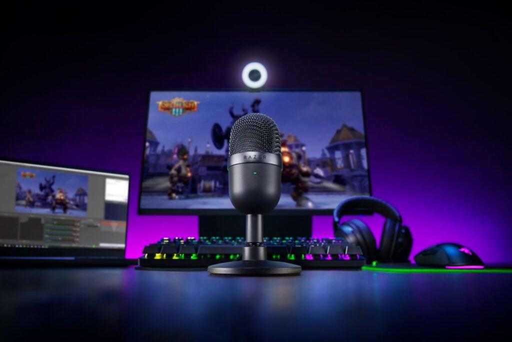 Razer Seiren Mini Review front official pic