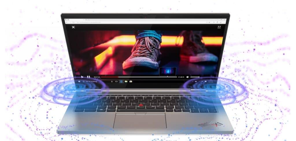 Lenovo ThinkPad X1 Titanium Yoga front