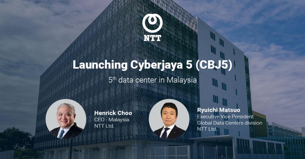 NTT Cyberjaya 5