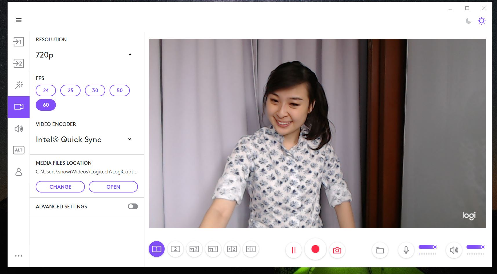 Logitech C922 Pro HD Stream Webcam Review 720p 60fps