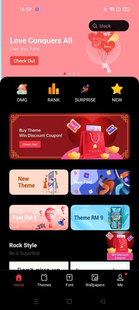 OPPO Reno5 5G Review theme store