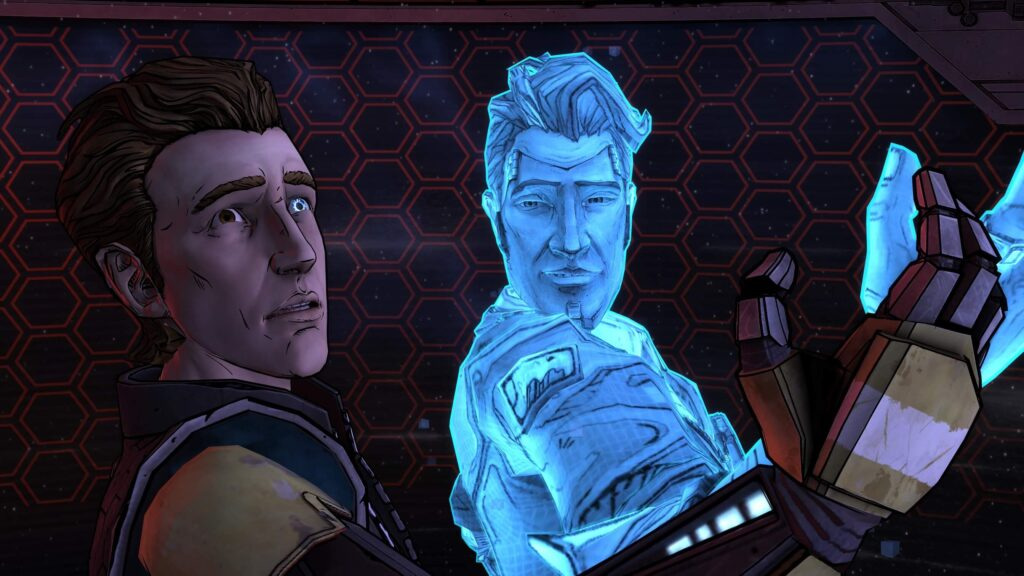 Tales from the Borderlands Jack