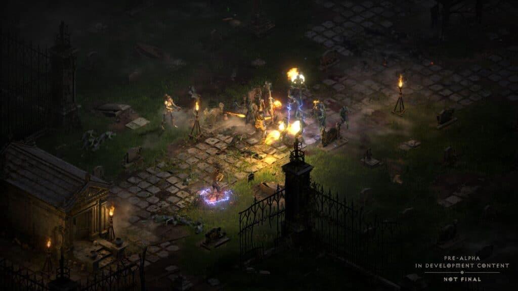 Diablo 2 Resurrected  screenshot 1