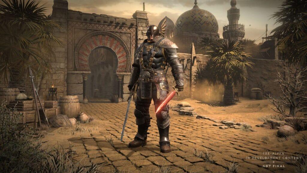 Diablo 2 Resurrected barbarian