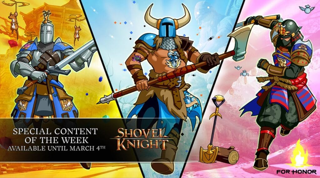 for honor title shovel knight
