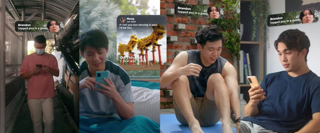 Samsung Malaysia CNY 2021 The Last Dance cover