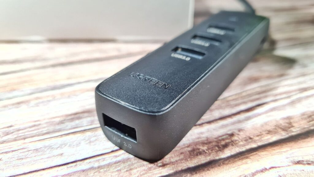 UGREEN 4-port USB 3.0 Hub Review hubs