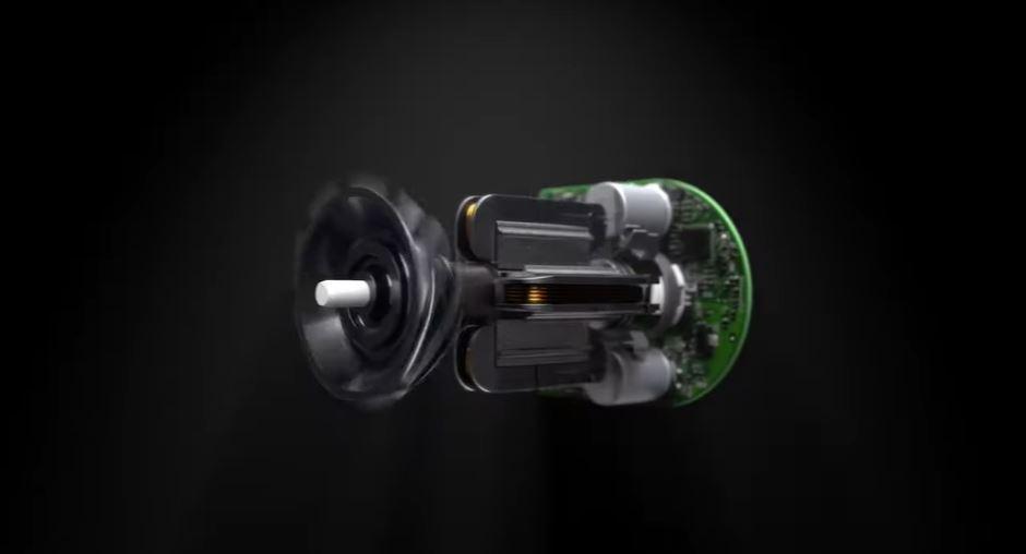 Dyson V15 Detect cordless vacuum hyperdimium motor