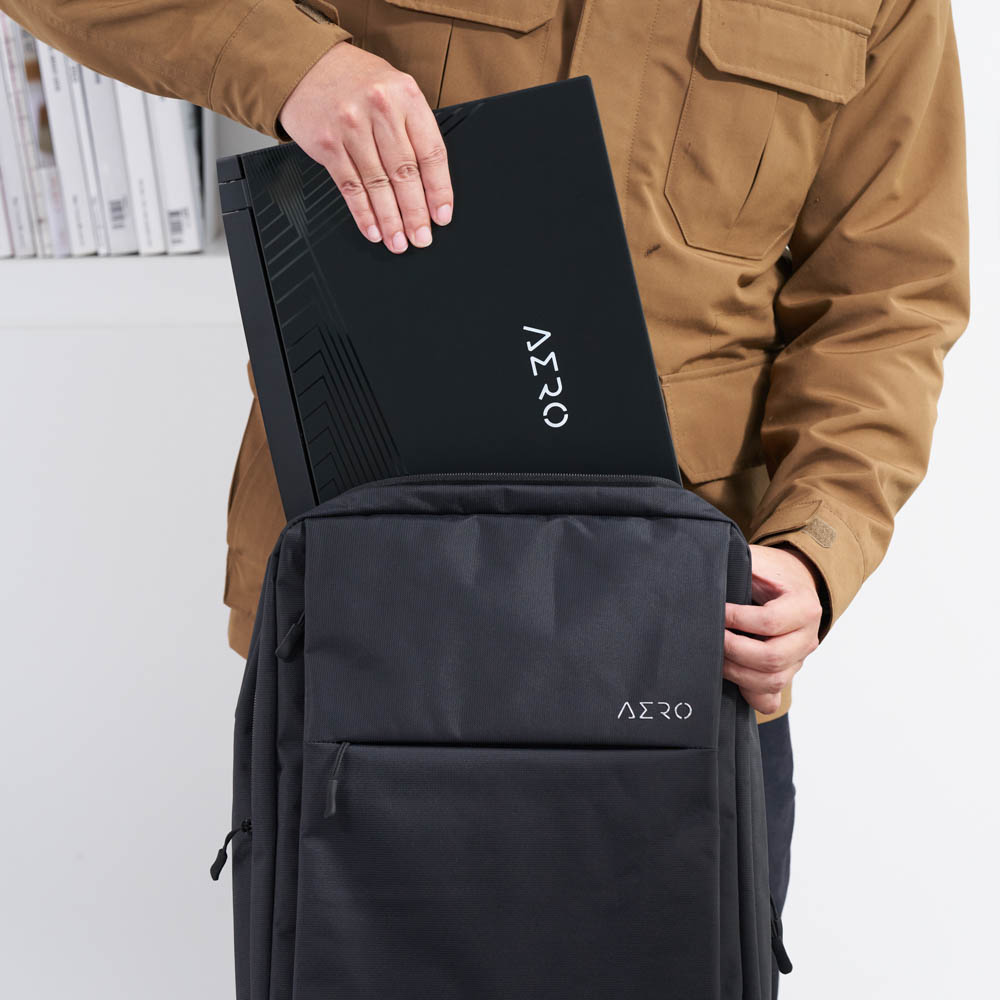 Content Creator Laptop 1 battery life and portability