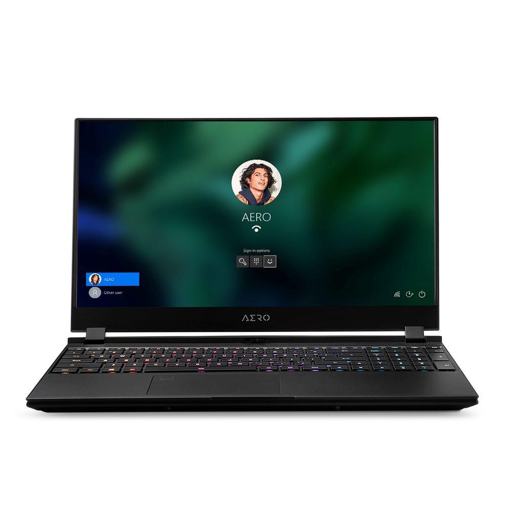 Gigabyte Content Creator Laptop AERO 15