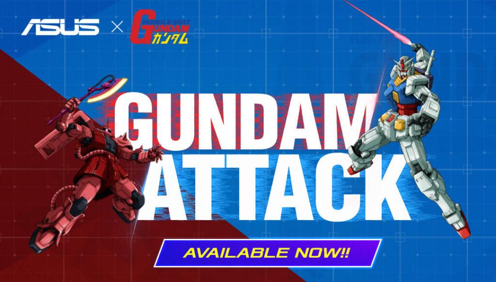 ASUS x Gundam Collection box