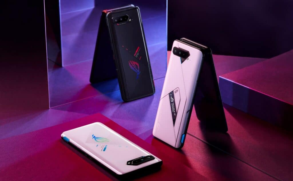 ROG Phone 5 shopee box