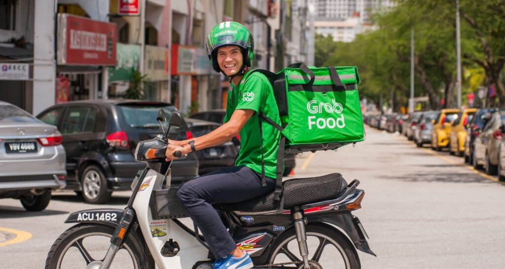 grabfood delivery 2