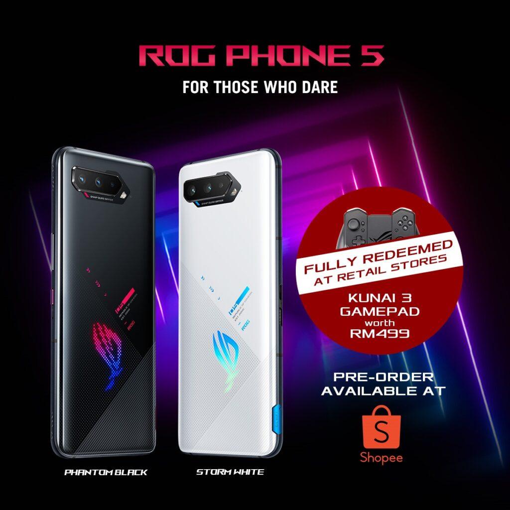 ROG Phone 5 Shopee