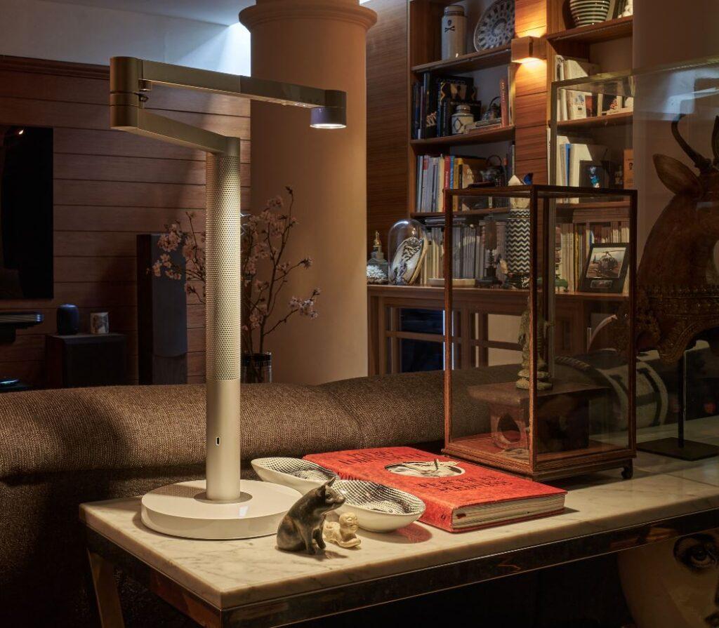 Dyson Lightcycle Morph work from home light