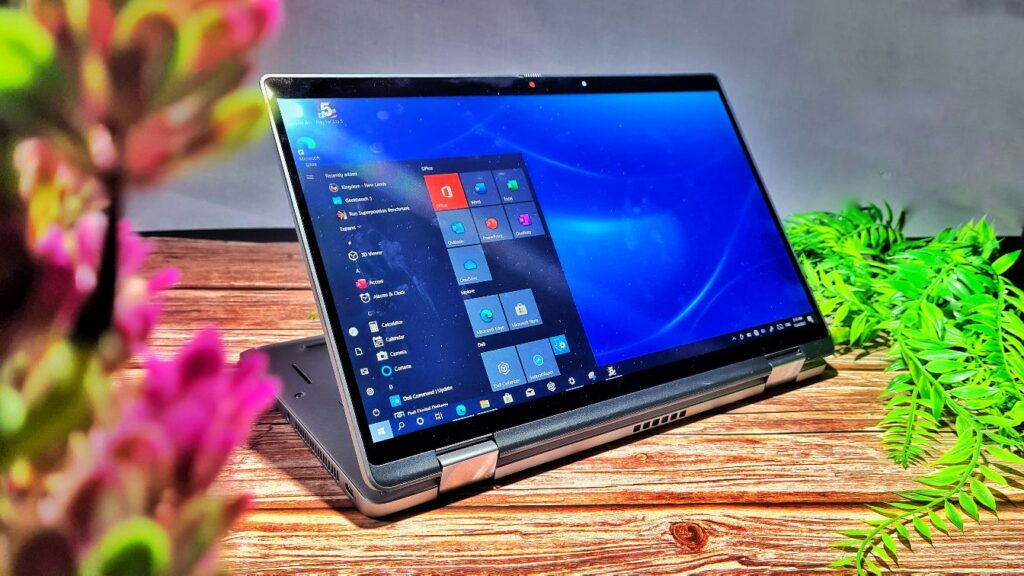 Dell Latitude 7320 2-in-1 Review  display mode