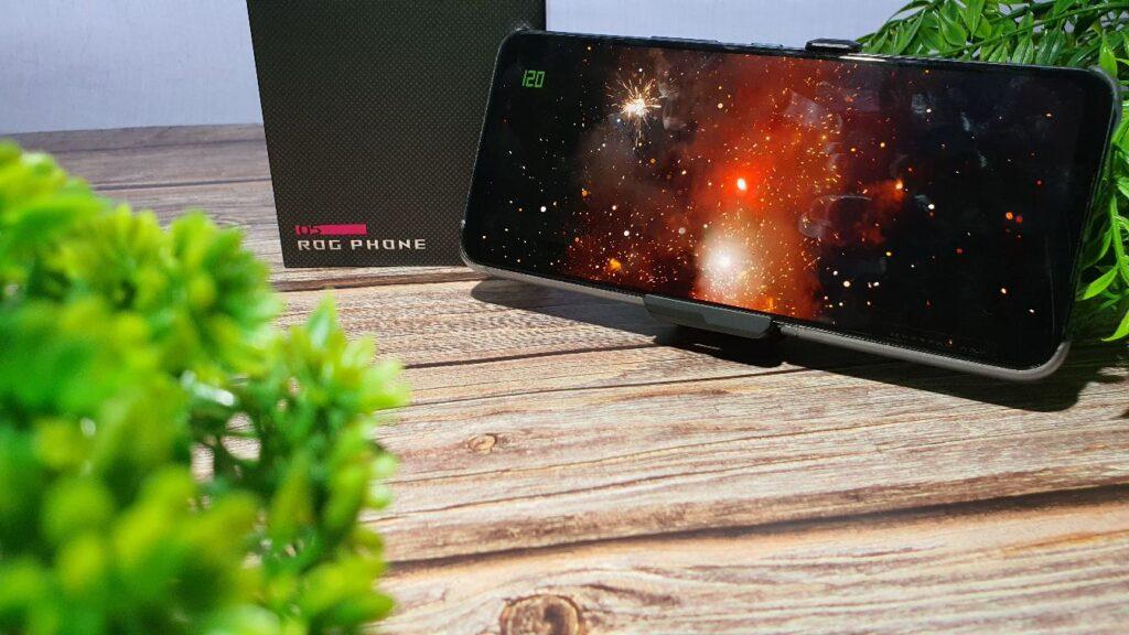 ROG Phone 5 Review - blacks