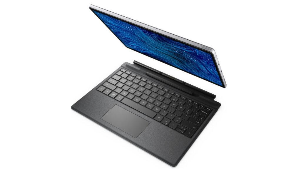 Dell Latitude 7320 detachable top