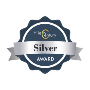 Hitech Century Silver award