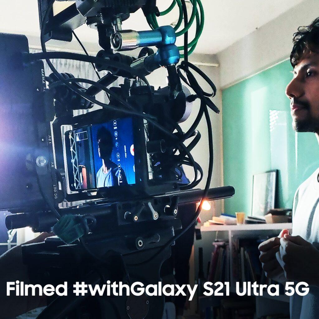 galaxy s21 ultra 5g box