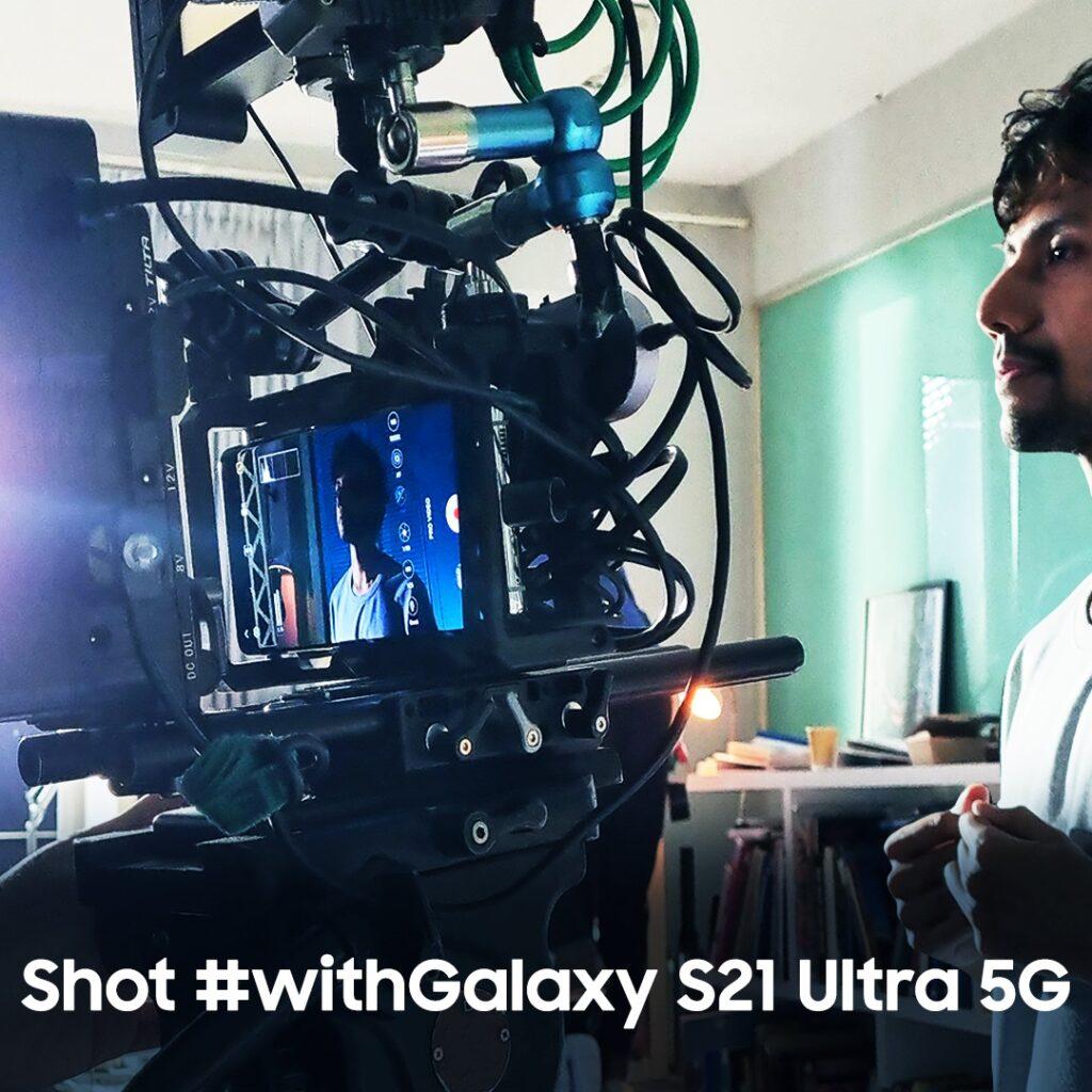 Galaxy S21 series cameras close shave