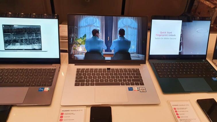 Huawei MateBook 2021 series D15