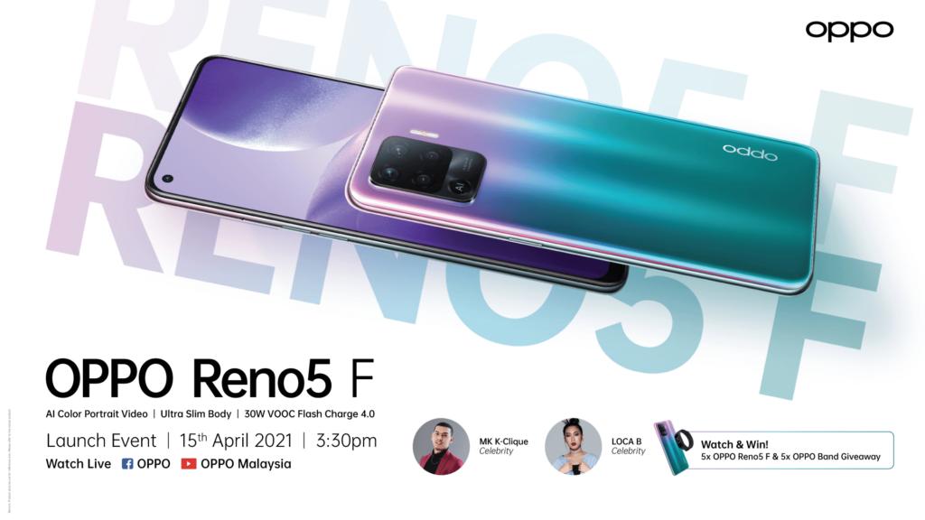 OPPO Reno5 F cover