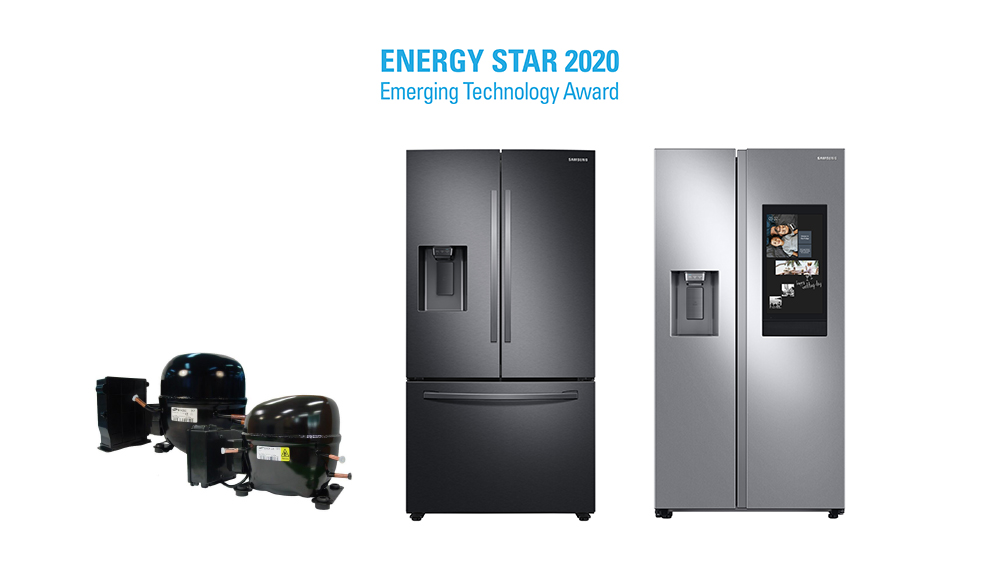 Samsung eco-friendly initiatives fridges
