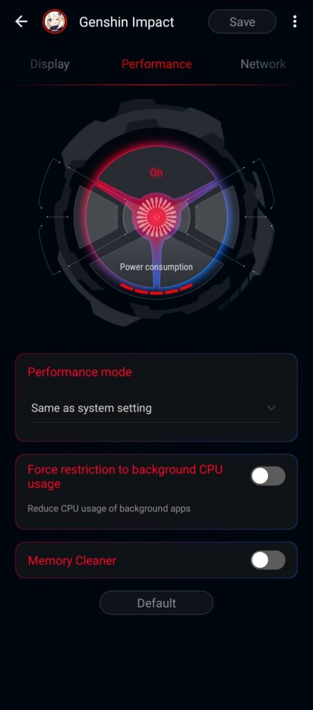 ROG Phone 5 Review - Performance mode 2