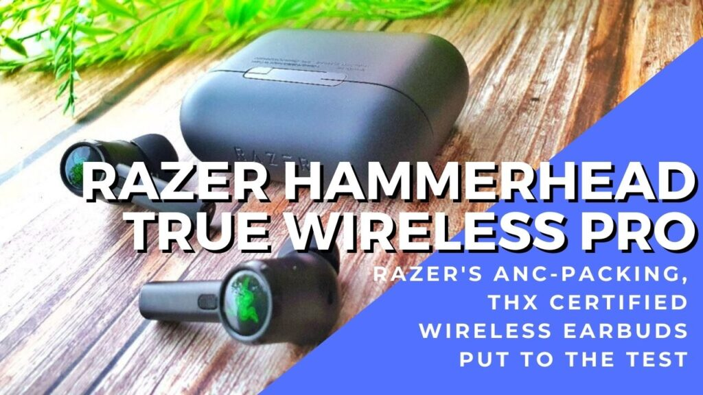Razer Hammerhead True Wireless Pro Review cover