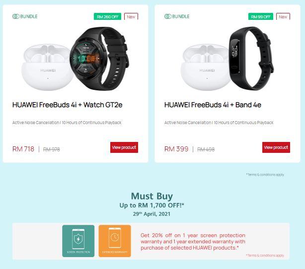 Huawei Store Online 7th Online Birthday