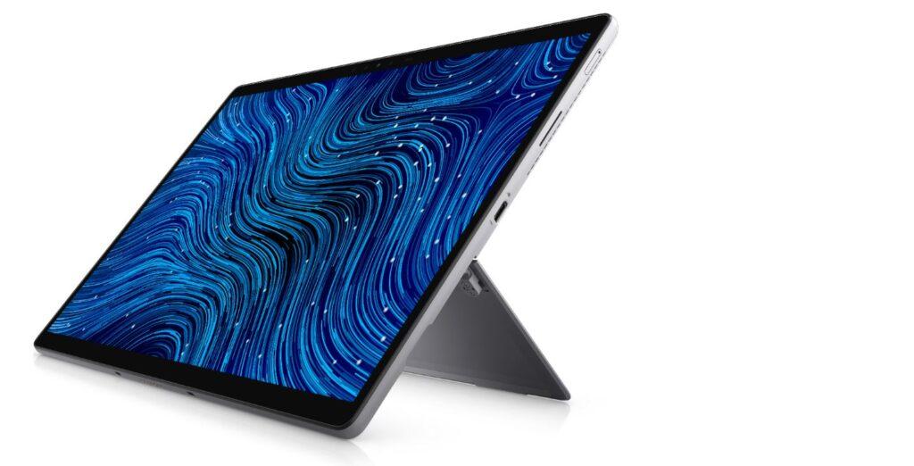 Dell Latitude 7320 detachable tablet look