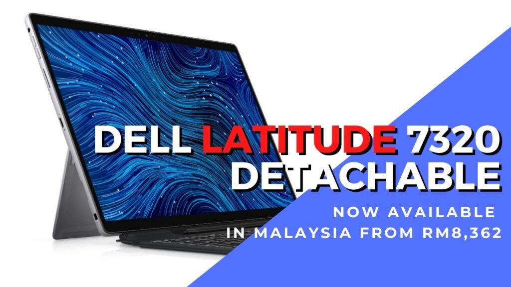 dell latitude 7320 detachable cover hero