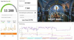Dell Latitude 7320 2-in-1 Review night raid