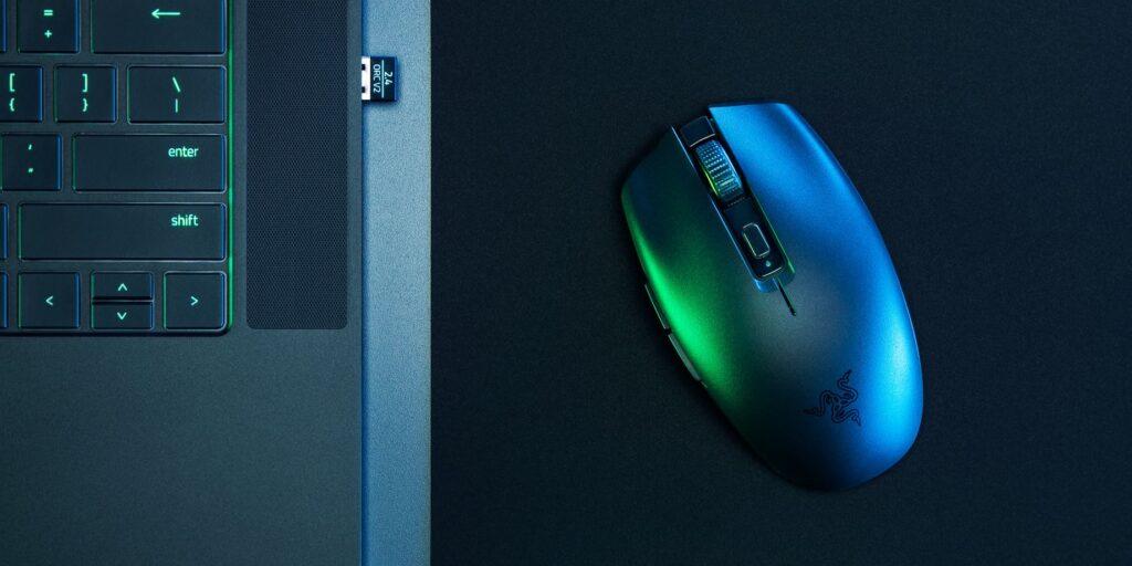 Razer Orochi V2 wireless mouse
