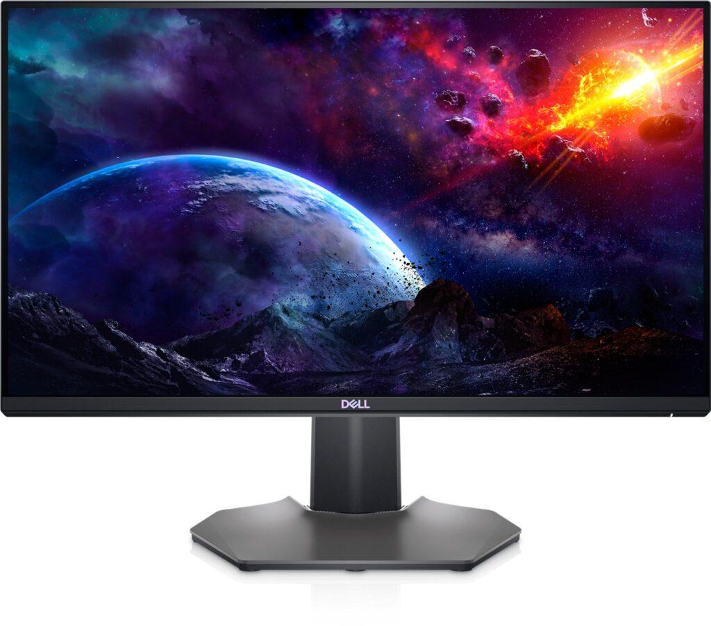 2021 Dell Gaming monitors s2522HG