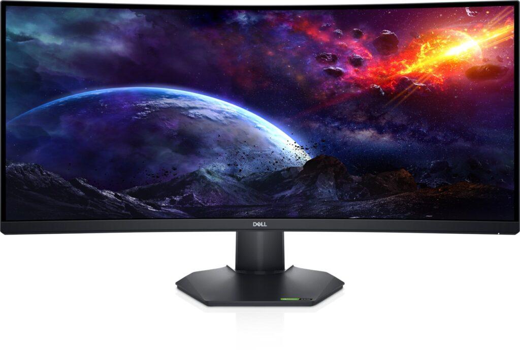 2021 Dell Gaming monitors hero