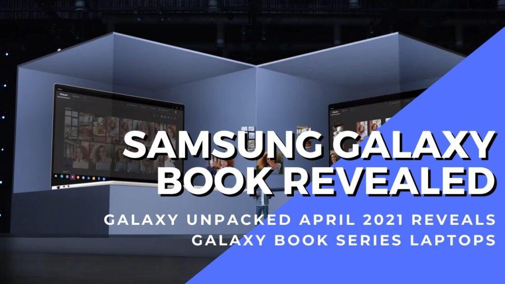 Samsung Galaxy Book Pro series