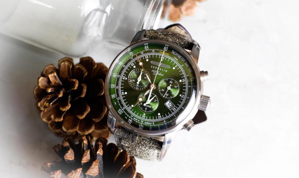 Zeppelin 8680-4 100 Jahre Raya Timepieces