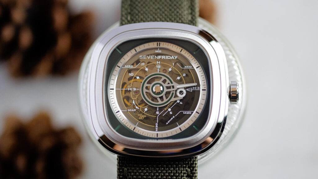 SevenFriday T2/01Raya Timepieces