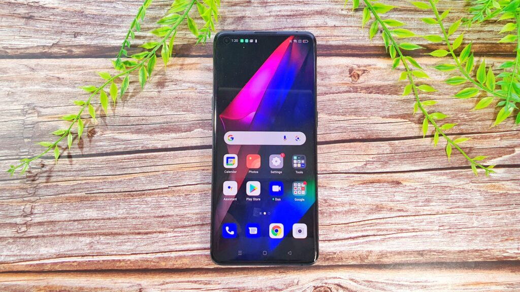 OPPO Find X3 Pro review display wrap up