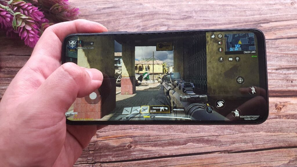 Xiaomi Redmi Note 10 5G review gaming