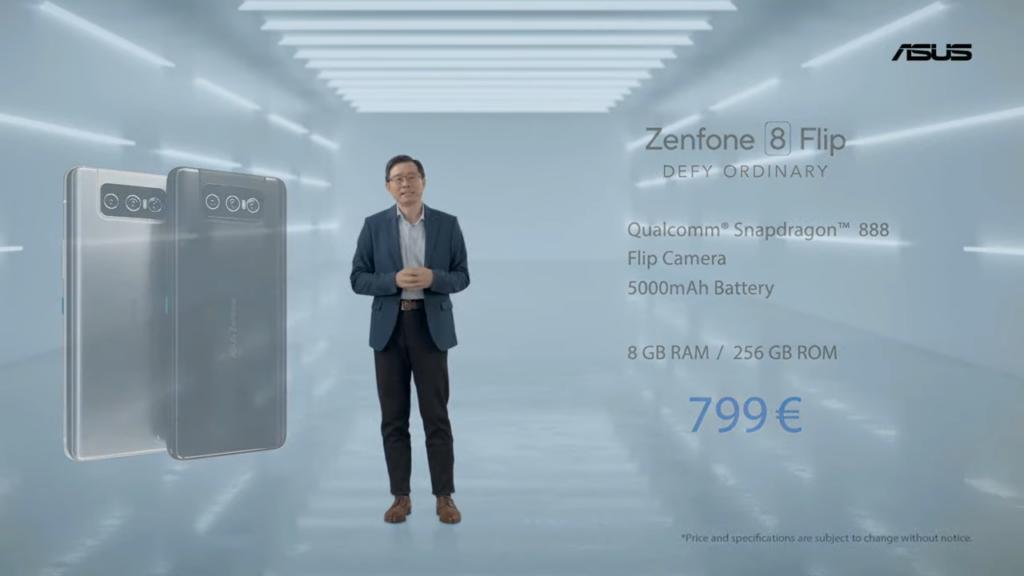 zenfone 8 flip price