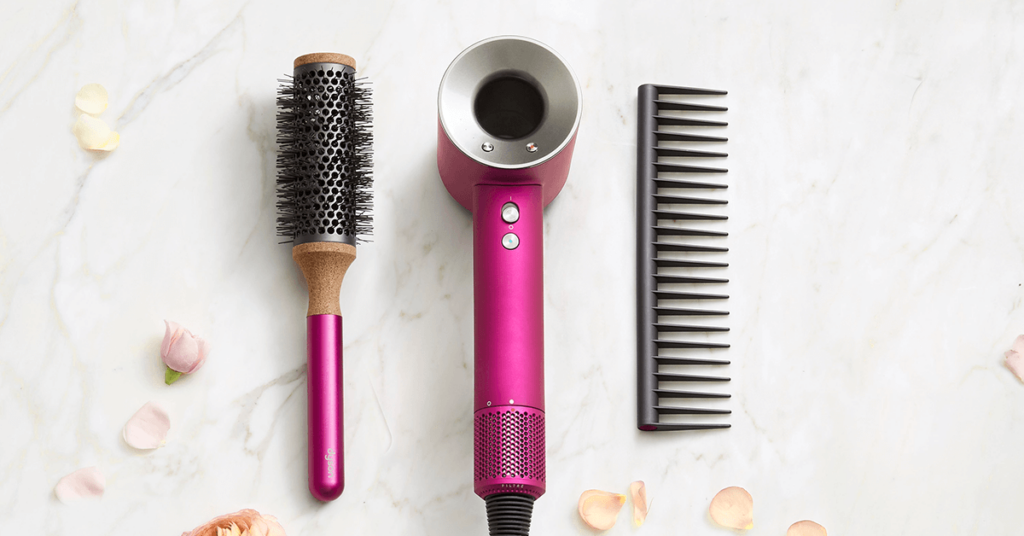 Dyson Mother's Day 2021 supersonic fuchsia